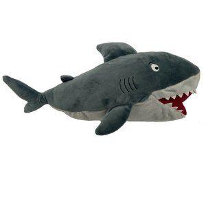 "Kohls Cares Shark Plush from DUDE Book 13"""